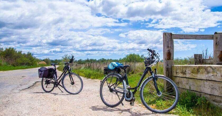 Bicicletades culturals a Amposta