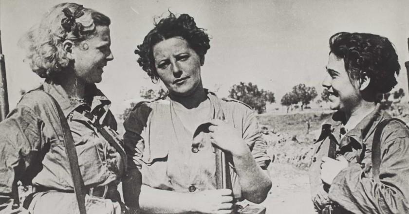 "Exposició fotogràfica d'Agustí Centelles ""Testimoni d'una guerra 1936-1939"""