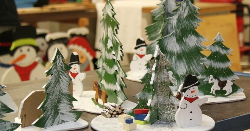 Fira de Nadal a Santa Maria d'Oló