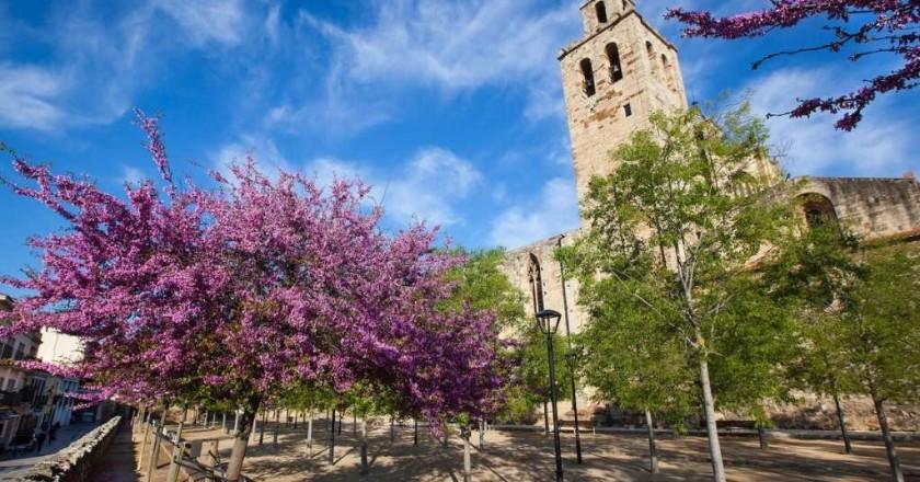 Promenades guidées dans les parcs et jardins de Sant Cugat del Vallès
