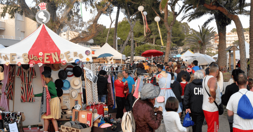 Pleamar Vintage Market d'Altafulla