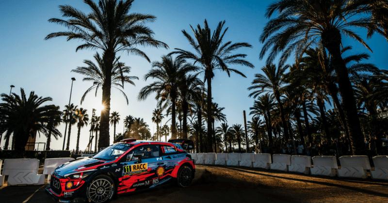 RACC Costa Dorada Rally in Salou