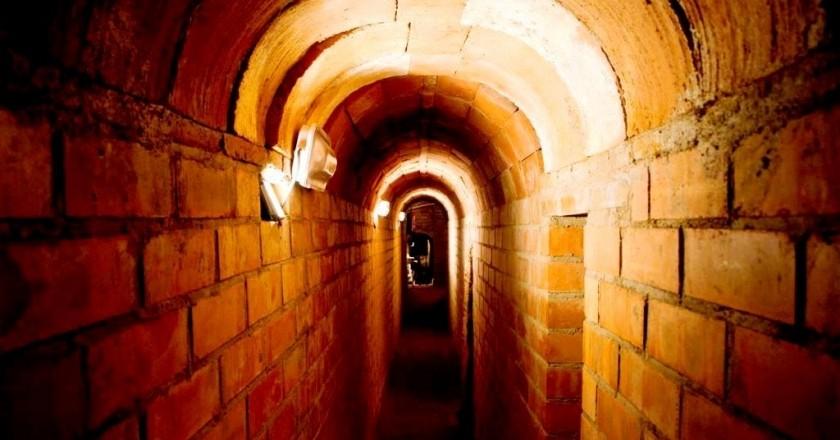 Visit to the El Masnou Water Mine