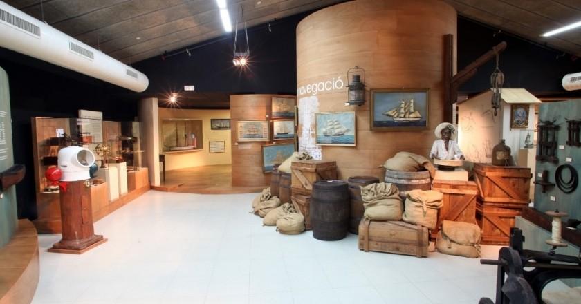 Visite du musée nautique municipal de Masnou