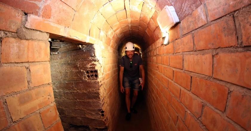 Visita guiada al Centre d'Interpretació de la Mina d'Aigua del Masnou