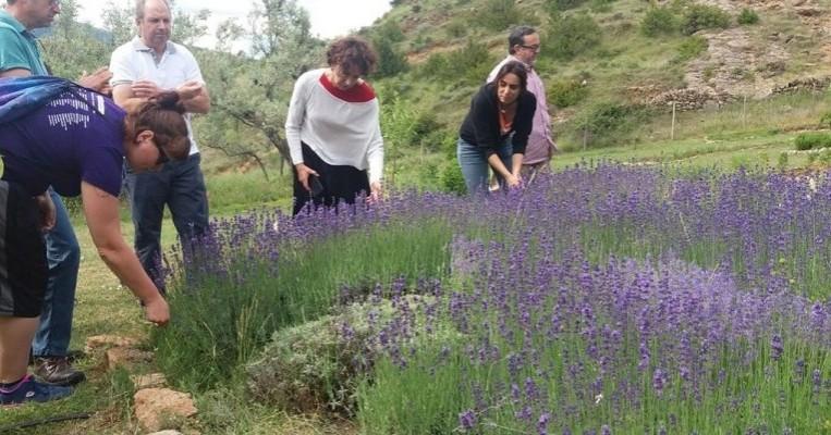 Visites et ateliers dans le Parque de los Olores