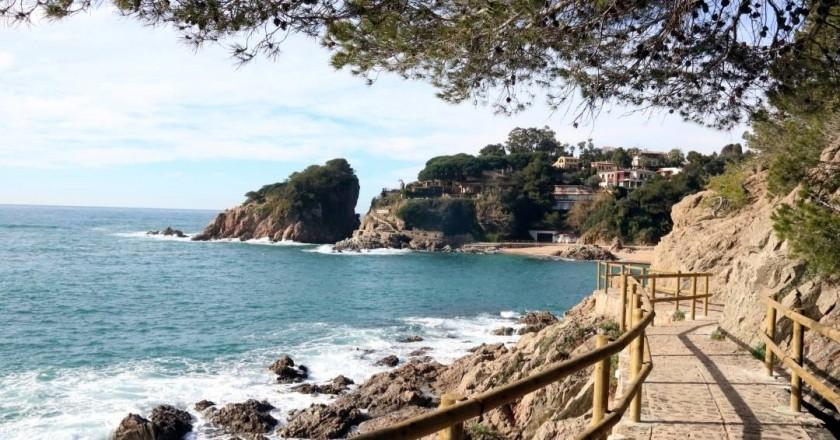 Caminos de Ronda sur la côte catalane