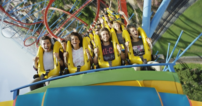 The theme parks of Catalonia
