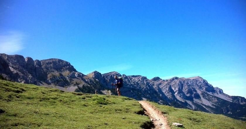 Mountain crossings in Catalonia