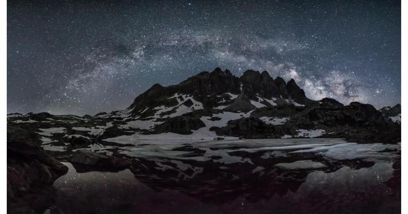 Zones de sceau Starlight Sky Quality