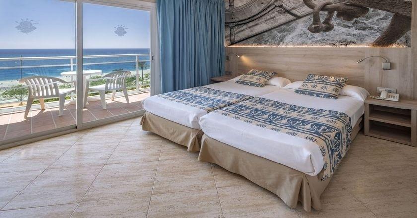-14% descuento para estancias de 5 noches o más en hotel ght marítimo