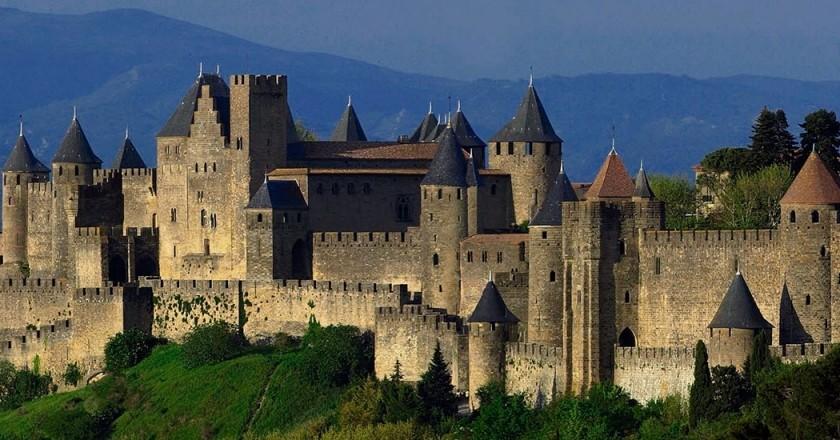 Viatge màgic a Carcassonne amb nens