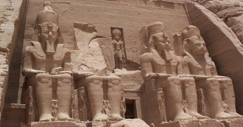 Egipte amb nens: en busca de les empremtes del faraó