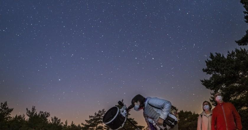 Experiencia Astronómica Nocturna 360