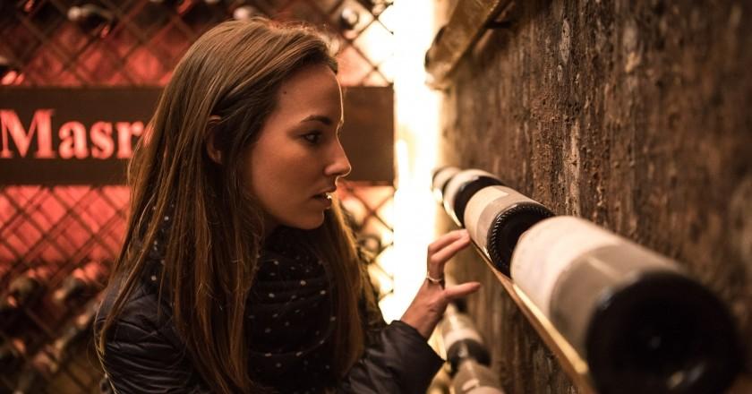 Visite de la cave + dégustation de vins