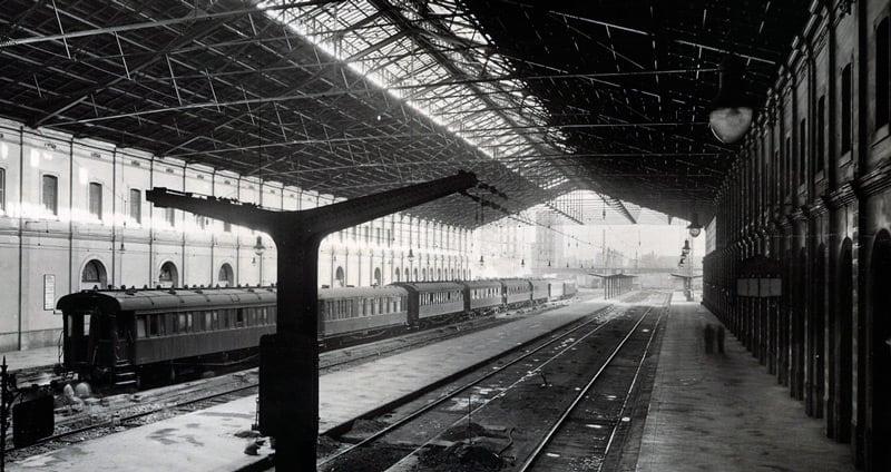 150 years of the railway from Tarragona to Martorell