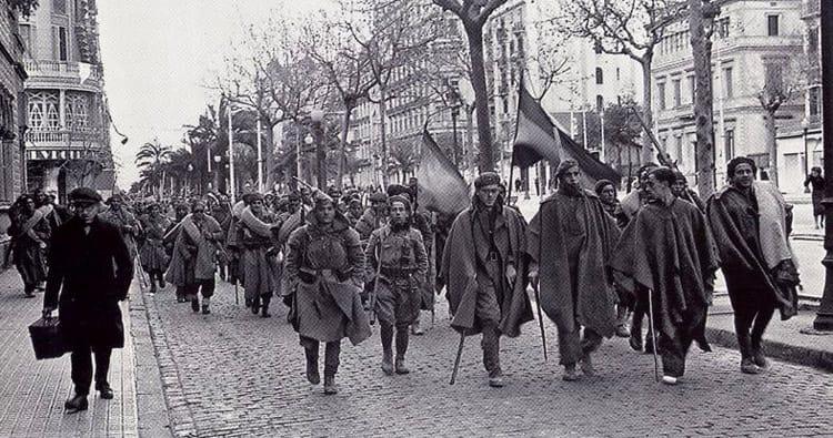 Barcelona 1939. La fosca nit del franquisme
