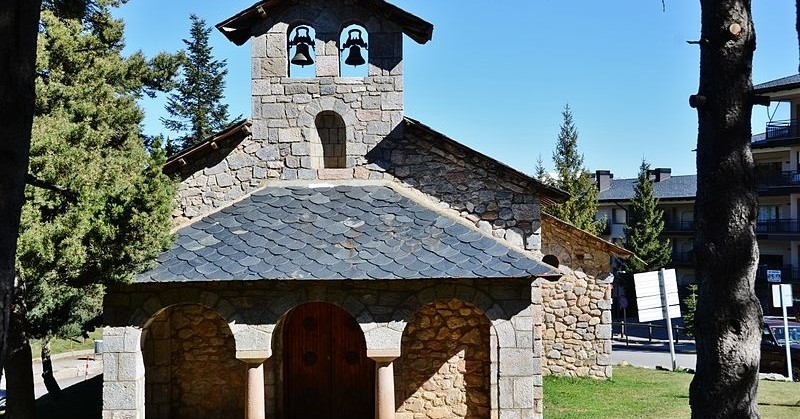 Camí de la Segremorta a la Molina
