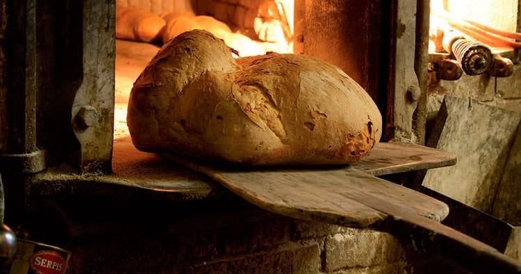 El pa al Lluçanès