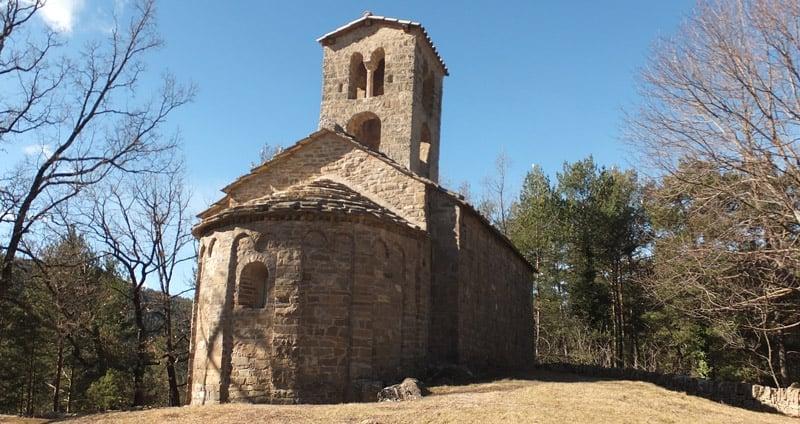 El romànic a l'Alt Berguedà