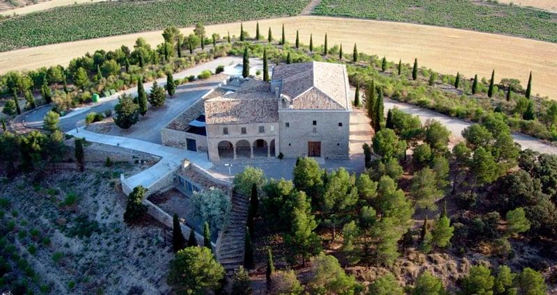 Sanctuary of Santa Maria de la Bovera
