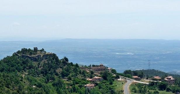 Excursió a la Font Major pujant pel Grauet a L'Albiol