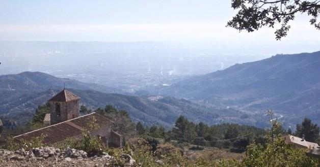 Excursió per la Serra del Pou a l'Albiol