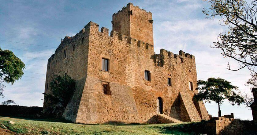 La Segarra, land of castles