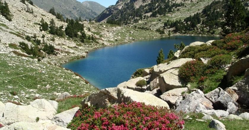 La Travessa dels Tres Refugisal Pirineu Oriental