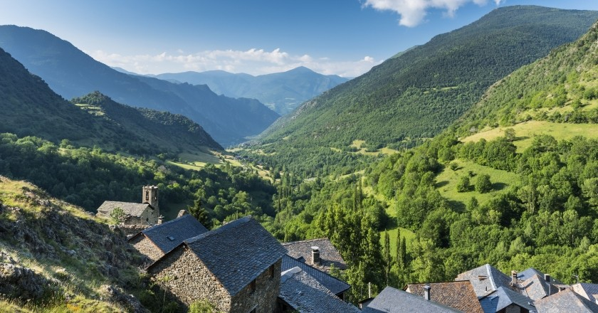 Lo Pallars Fer, a route through the Natural Park of the High Pyrenees
