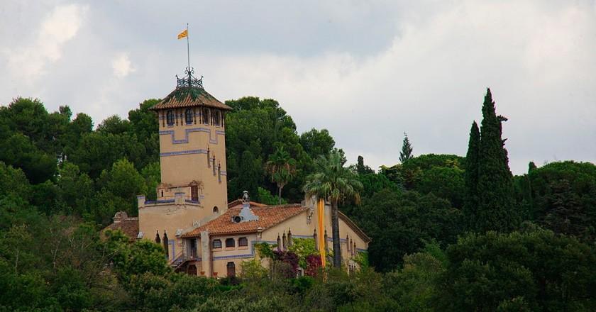 Modernisme d'estiueig a l'Ametlla del Vallès