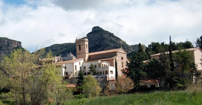 Paseo cultural de San Sebastián en Bigues i Riells