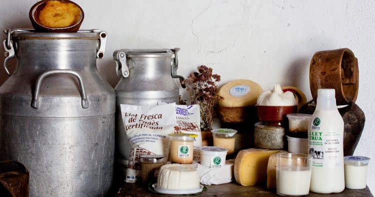 Productos locales del Ripollès