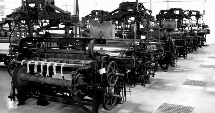Textil colonies dans le Berguedà