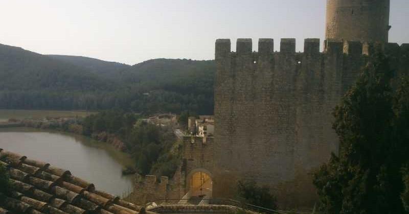 Ruta de Castillo a Castillo: Penyafort a Castellet en Santa Margarida i els Monjos