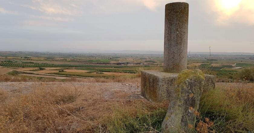 Route Hito Alta à Sidamon