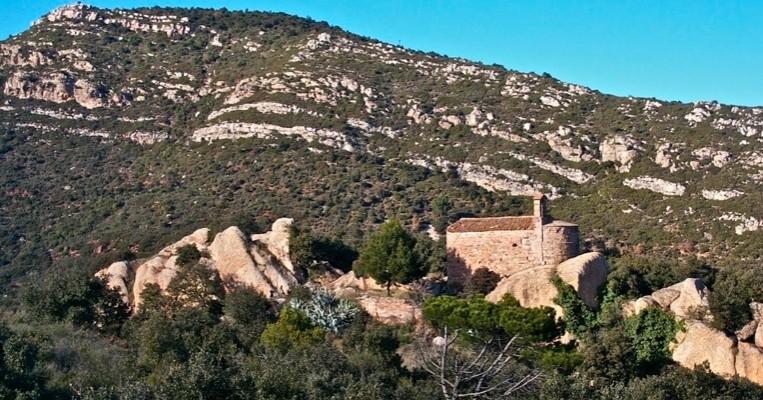 Ruta de les tres ermites a Olesa de Montserrat