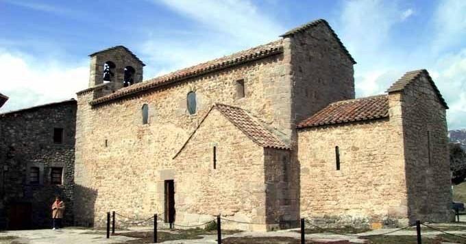 Route des trois églises d'Avià