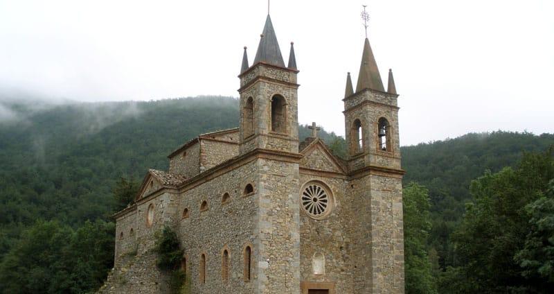 Itinéraire en Sant Pau de Segúries