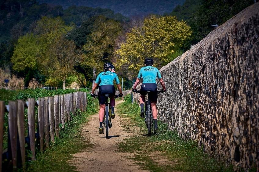 Ruta del Coll de Can Benet a Santa Susanna
