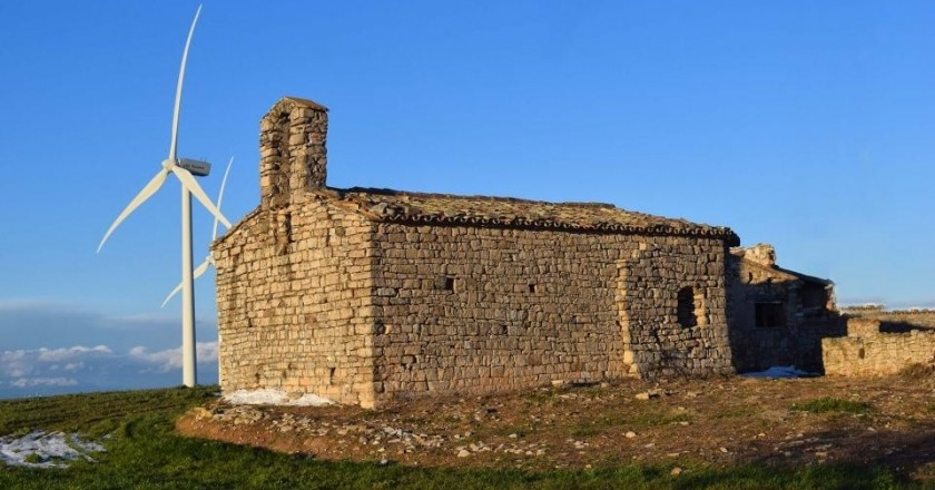 Ruta del romànic per Santa Coloma de Queralt, Llorac i Talavera