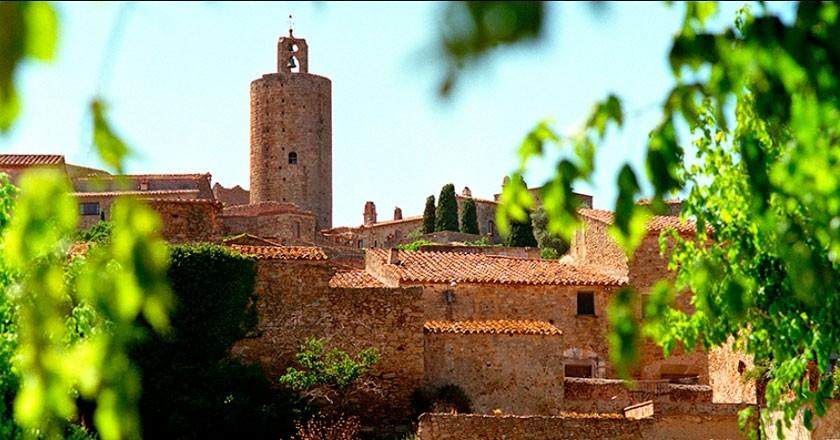 Ruta dels Castells a la Costa Brava