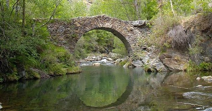 Route of the medieval bridges of the Vall de Cardós