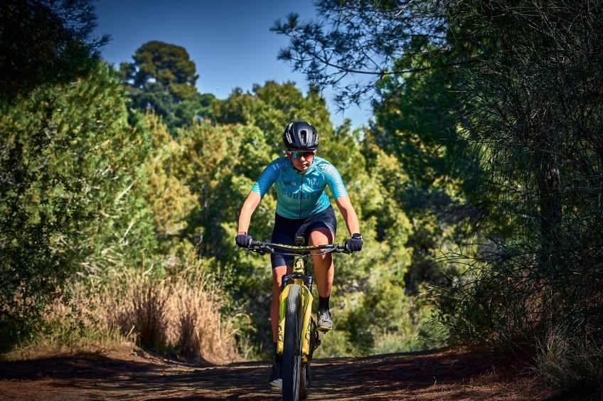 Ruta a l'Ermita de la Mare de Déu de Gràcia de Santa Susanna en bicicleta