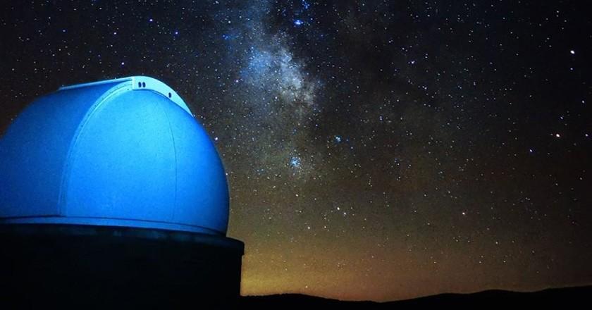 Ruta observatoris astronòmics de Catalunya