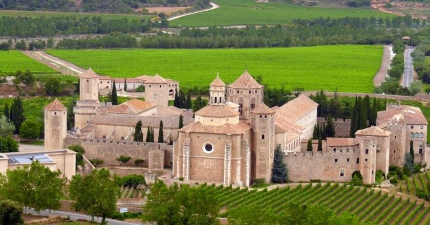 Ruta pel monestir de Santa Maria de Poblet
