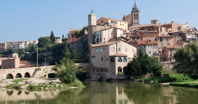 Ruta pel nucli històric de Gironella