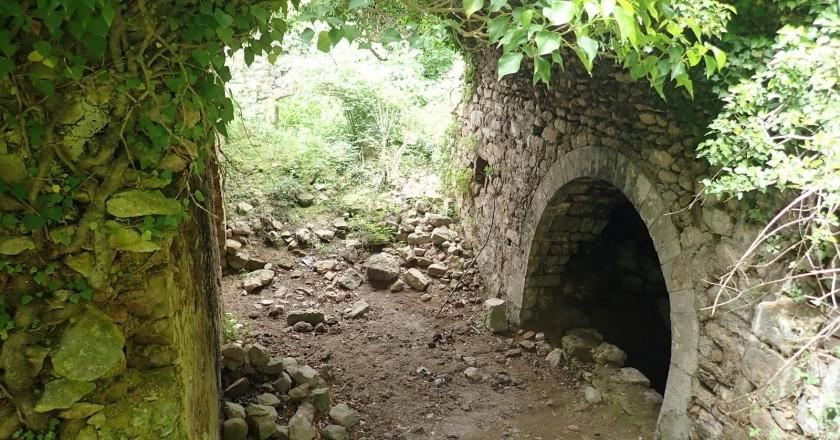 Ruta per Santa Maria de Sauva Negra a Balenyà