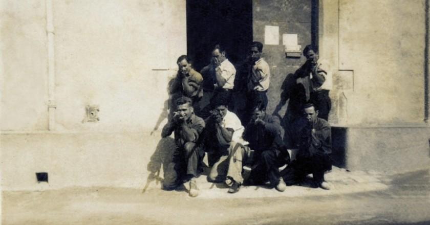 Ruta urbana: Caldes de Malavella en Tiempo de Guerras (1936-1945)