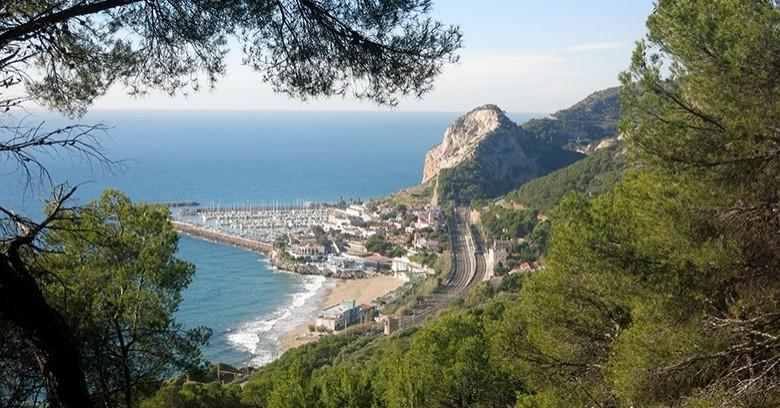 Sendero del Mediterráneo